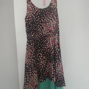 Shell Patterned Dress